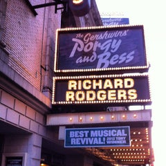 Photo taken at Richard Rodgers Theatre by Gabriel M. on 7/13/2012