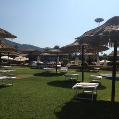 Photo taken at Golf Piscine by Enrico T. on 8/11/2012