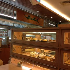 Photo taken at Heistand Swiss Bakery by Angeline on 7/31/2012