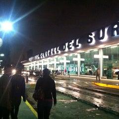 Photo taken at Central de Autobuses del Sur by Annie A. on 7/22/2012