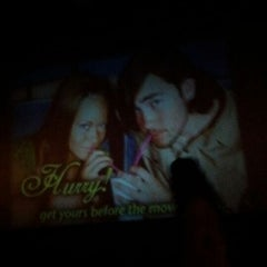 Photo taken at Pierce Point Cinema 10 by Nathan F. on 2/4/2012