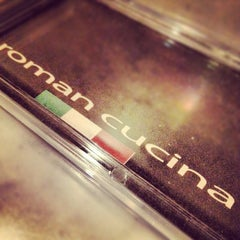 Photo taken at Roman Cucina by Christopher D. on 3/8/2012