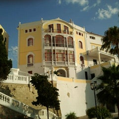Photo taken at Centre Històric by Mayte B. on 7/21/2012