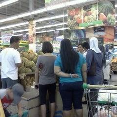 Photo taken at Giant Hypermarket by Sonny P. on 5/19/2012