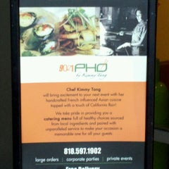 Photo taken at 9021Pho by Frank M. on 5/31/2012