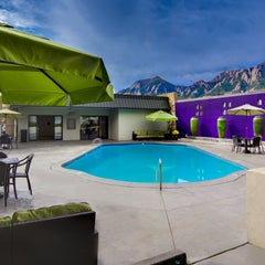 Photo taken at Best Western Plus Boulder Inn by Best Western Plus Boulder Inn on 10/23/2013