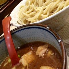 Photo taken at 麺場 風天 by hidenori i. on 2/15/2013
