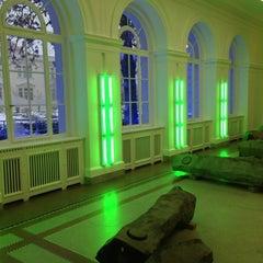 Photo taken at Hamburger Bahnhof - Museum für Gegenwart by Vincent G. on 12/10/2012