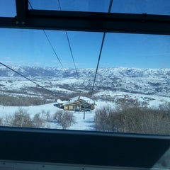 Photo taken at Snowbasin Resort by David S. on 3/4/2013