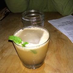 Photo taken at The Bar at 327 Braun Court by Kay M. on 10/11/2014