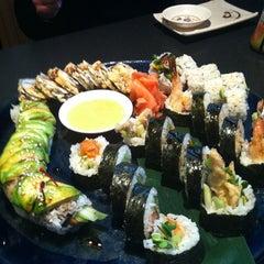 Photo taken at Yuki Japanese Restaurant by Haven B. on 4/4/2013