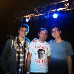 Photo taken at SOUNDOFF at A&R Music Bar by DJ Lance on 1/12/2013