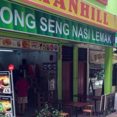 Photo taken at Fong Seng Fast Food Nasi Lemak by KT L. on 12/1/2013