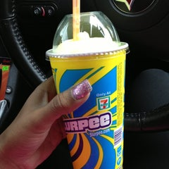Photo taken at 7-Eleven by Cierra J. on 10/29/2012