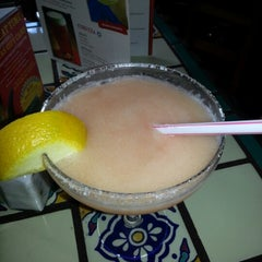 Photo taken at Margaritas Mexican Restaurant and Watering Hole by David C. on 11/4/2012