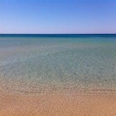 Photo taken at Ramo Beach by Volkan İ. on 7/4/2013
