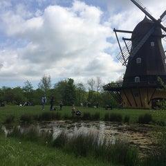 Photo taken at Frilandsmuseet by Martin B. on 5/16/2014