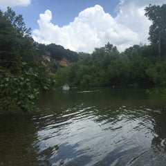 Photo taken at Barton Creek Greenbelt Spyglass by Rodrigo M. on 6/30/2015