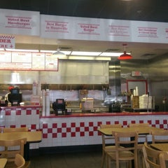 Photo taken at Five Guys by Dave M. on 10/20/2014