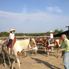 Photo taken at Hideaway Ranch & Retreat by John M. on 7/4/2013