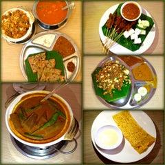 Photo taken at Gokul Vegetarian Restaurant by Natalya S. on 11/16/2015