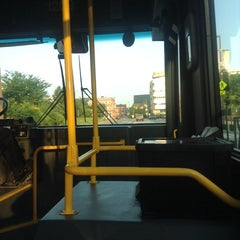 Photo taken at Charm City Circulator - Orange Route by Mary Theresa W. on 7/2/2014