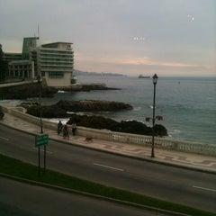 Photo taken at Castillo del Mar by Rodrigo S. on 5/12/2013