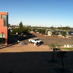Photo taken at San Diego Miramar College by Tyler D. on 10/26/2012
