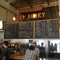 Photo taken at Port Brewing Co / The Lost Abbey by Milan T. on 5/25/2013