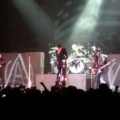 Photo taken at Lotto Arena by Sven J. on 11/23/2012