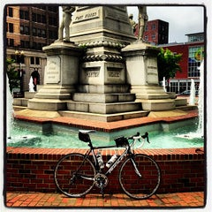 Photo taken at Centre Square Easton by Anthony S. on 5/22/2013