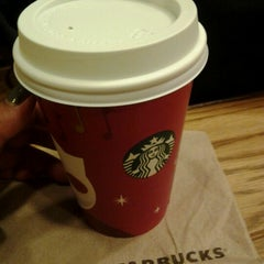 Photo taken at Starbucks by Ammie P. on 11/29/2012