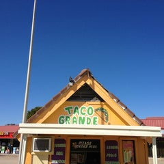 Photo taken at Taco Grande by Ed L. on 10/31/2012