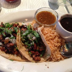Photo taken at Pure Taqueria by Cathleen F. on 12/24/2012