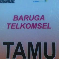 Photo taken at Baruga Telkomsel Area IV Pamasuka by deni d. on 7/8/2014