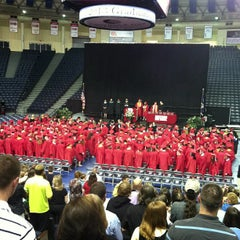 Photo taken at Vines Center by Robert S. on 6/6/2013
