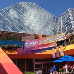 Photo taken at Journey Into Imagination With Figment by Haken on 5/27/2013