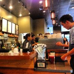 Photo taken at Starbucks by Haken on 8/12/2013
