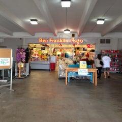 Photo taken at Ben Franklin Crafts by Haken on 1/5/2013