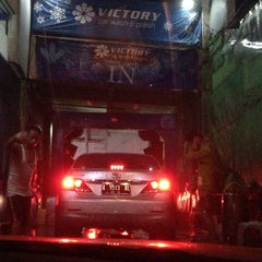 Photo taken at Victory Car Wash & Polish by Julex S. on 2/12/2014