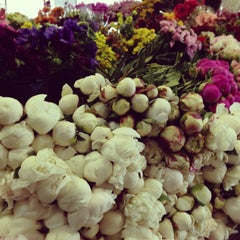 Photo taken at SF Flower Mart by Mikko E. on 6/6/2013