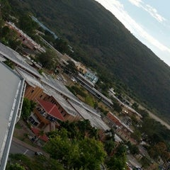 Photo taken at The University Of The West Indies by Nathan Marc-Theodore P. on 3/3/2014