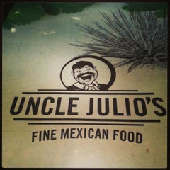 Photo taken at Uncle Julio's Rio Grande Cafe by James L. on 2/22/2013