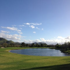 Photo taken at Goose Creek Golf Club by Hawain S. on 1/27/2013