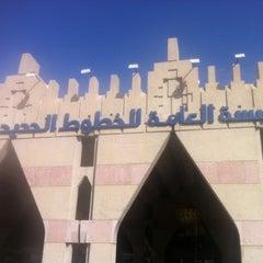 Photo taken at محطة قطار الرياض Riyadh Railway Station by Abdullah O. on 11/1/2013