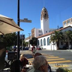 Photo taken at Dolores Park Cafe by Kolja H. on 10/28/2012