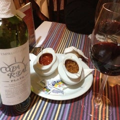 Photo taken at Amici Pizza & Cibo by Cristiano G. on 11/10/2012