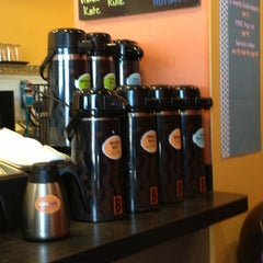 Photo taken at BIGGBY COFFEE by Amy M. on 12/27/2012