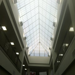 Photo taken at Benedictine University - Kindlon Hall of Learning by Mike W. on 3/9/2013