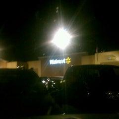 Photo taken at Walmart Supercenter by Tj B. on 12/14/2012